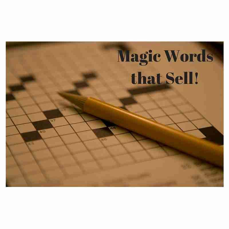 Magicwordsthatsell