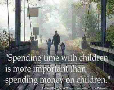 Spend Time with Children