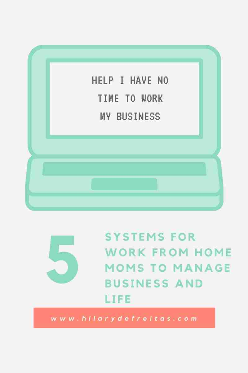 5-systems-for-wfhm-to-manage-business-and-life