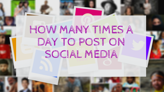 How Many Times Should I Post a Day on Social Media
