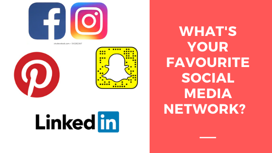 What's Your Favourite Social Media Platform