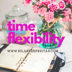 Social Media provides Flexibility