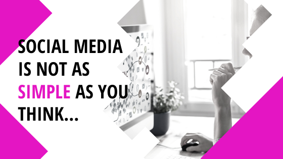 Social Media is Not as Simple as You Think