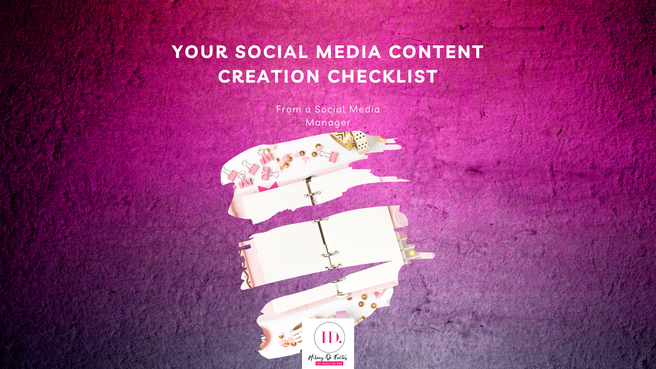 Social Media Content Creation Checklist